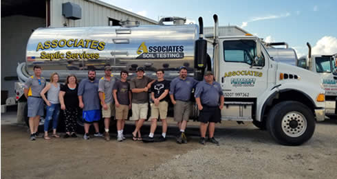 Septic Services, Pumping, Design, Inspection and Soil Testing in and near Jefferson, Racine, Walworth, Waukesha