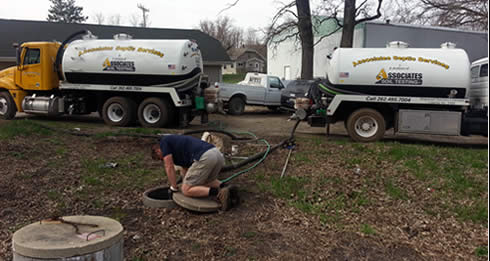 Septic Inspection Services in and near Waterford