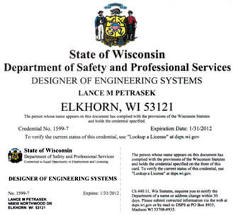Septic System Designing and Consulting Services Jefferson/Racine/Walworth/Waukesha
